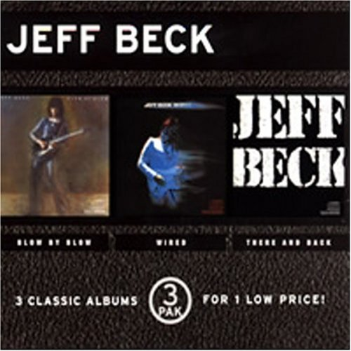 - Jeff Beck 3-Pak - Blow by Blow/Wired/There and Back