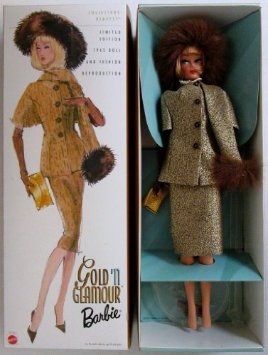 - Barbie Gold 'n Glamour 2001 Collectors' Request
