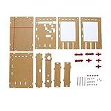"Diymore DSO138 2.4"" TFT Digital Oscilloscope Acrylic Case DIY Kit (Acrylic Shell DIY Kit))"