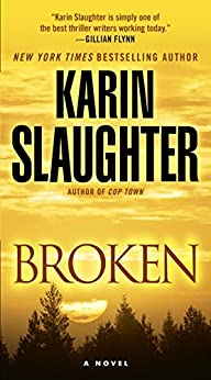 Broken Novel Will Trent Book ebook product image