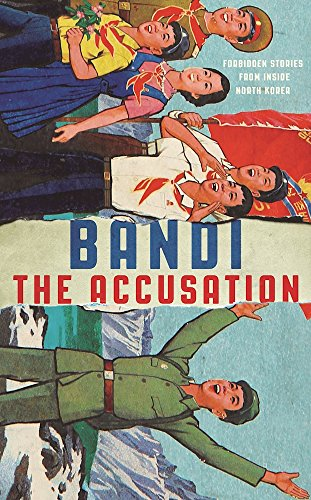 book cover of The Accusation
