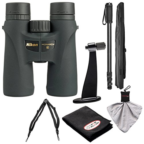 Nikon Monarch 3 8x42 ATB Waterproof/Fogproof Binoculars with