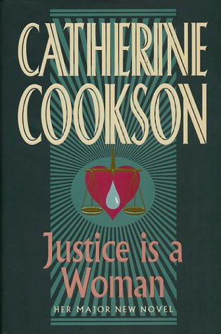 book cover of Justice Is a Woman