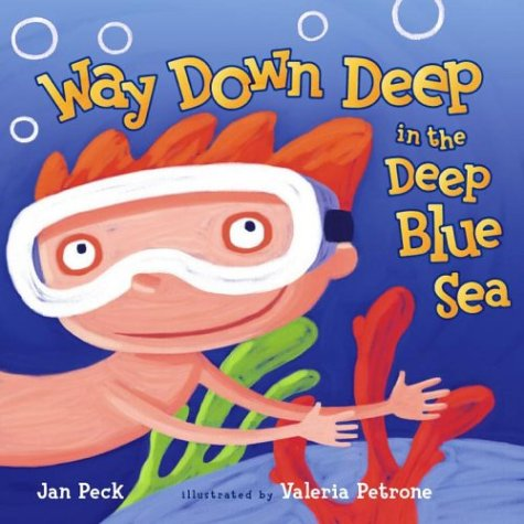 Way Down Deep in the Deep Blue Sea