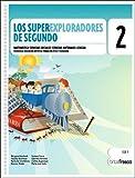 img - for Superexploradores de Segundo, Los - 1b: Ciclo Egb (Spanish Edition) book / textbook / text book