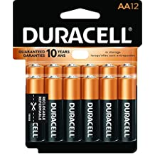 Duracell Coppertop AA Alkaline Battery - 12 Pack