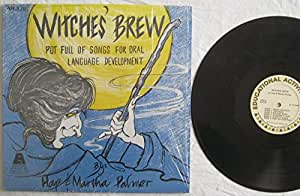 Witches' Brew: Pot Full of Songs for Oral Language Development