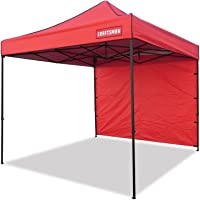 Craftsman Commercial 10' x 10' Instant Canopy (Red)