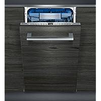 Siemens iQ500 SR656X01TE lavavajilla Totalmente integrado 10 cubiertos