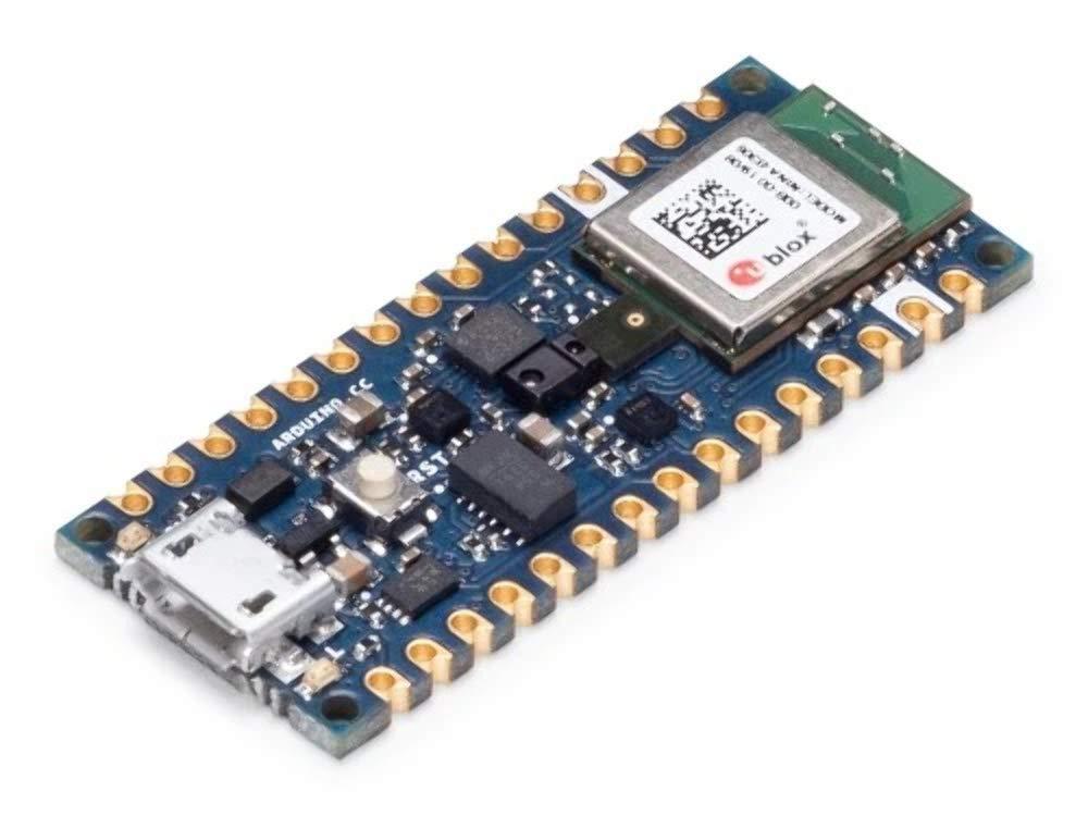 Arduino Nano 33 BLE Sense [ABX00031]
