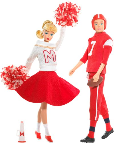 - Campus Spirit - Barbie Doll and Ken Doll Giftset
