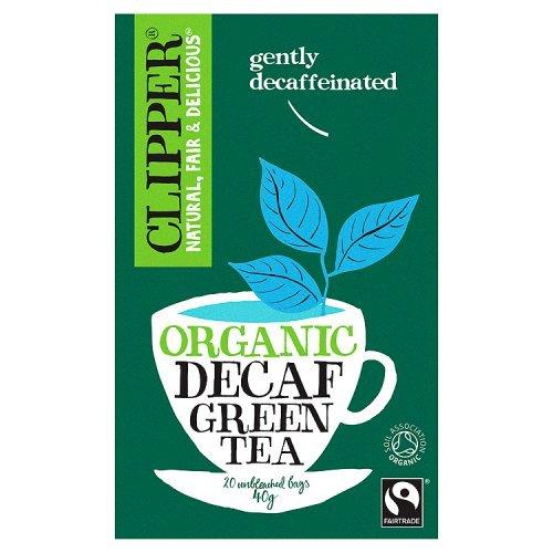 Clipper Green Decaf Tea - Organic 20 Bags