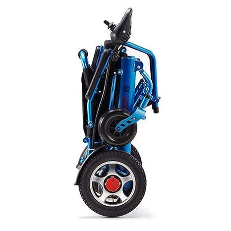 Sillas de ruedas eléctricas ligeras, plegables e ...