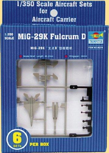 Trumpeter MiG-29K Fulcrum D Aircraft Set