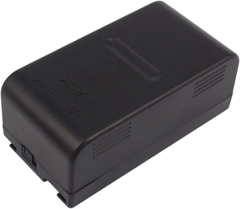 PV-IQ503 PV-IQ404A 4200mAh Battery For Panasonic PV-IQ403 PV-IQ404 PV-IQ405