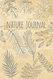 nature notebook - Nature Journal: Blank and Lined Nature Notebook for Nature Journaling and Sketching