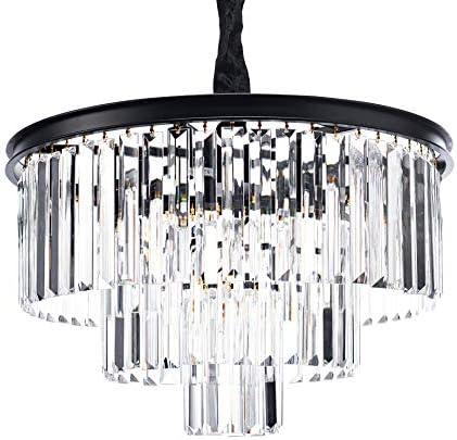 Crystal Chandelier Lighting - the best living room chandelier for the money