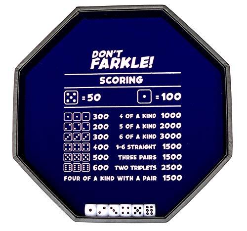 (Don't Farkle! The Classic Risk & Reward Dice Game)
