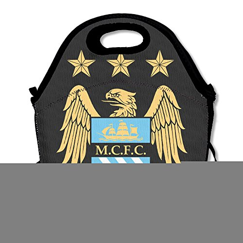 LHLKF Manchester City Football Club 1 Fashion Lunch Boxes One Size