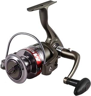 SHUFAGN,12 + 1 roulements à Billes 5.2: 1 Rouet en métal pour Moulinet de pêche(Color:Gris,Size:MA1000)