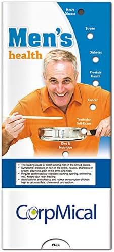 BIC Graphic Pocket Slider: Men's Health White 2500 Pack
