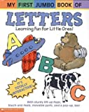 img - for My First Jumbo Book Of Letters book / textbook / text book