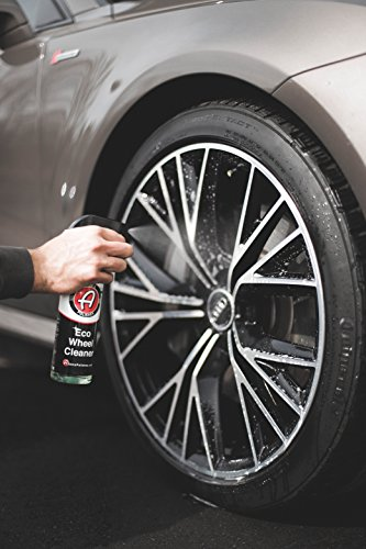 Adam's NEW Eco Wheel Cleaner Gallon - Safely Clean Any Wheel Finish - Tough on Dirt and Brake Dust But Gentle on Your Wheels and The Environment by Adam's Polishes (Image #2)