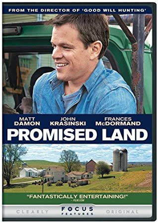 Amazon.com: Promised Land: Matt Damon, John Krasinski ...
