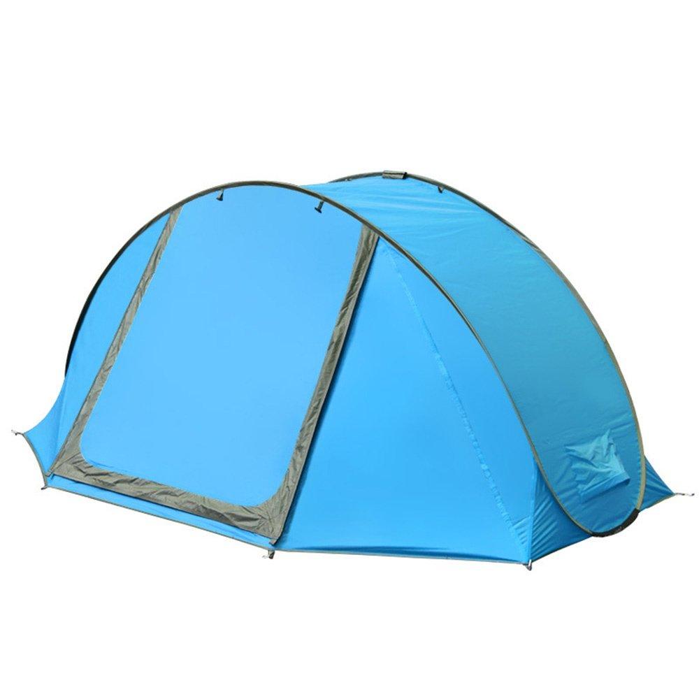 2-3 Personen Automatische Zelt Regen Im Freien Camping Schnell Geöffnet