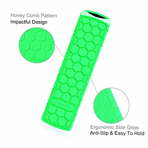 CaseBot Case for Fire TV Edition Remote - Honey Comb Series