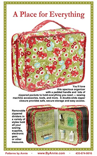 Patterns By Annie PBA-207, A Place For Everything