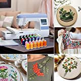 ThreadNanny Machine Embroidery Thread Set - 40