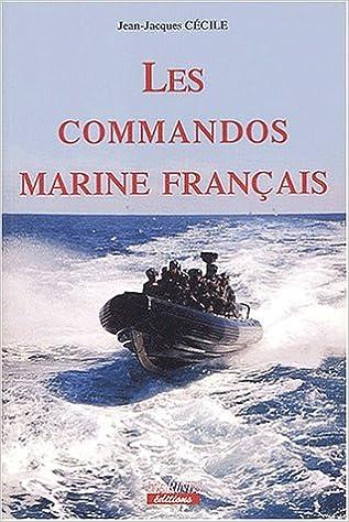 Livre gratuits en ligne Les Commandos de marine français epub pdf