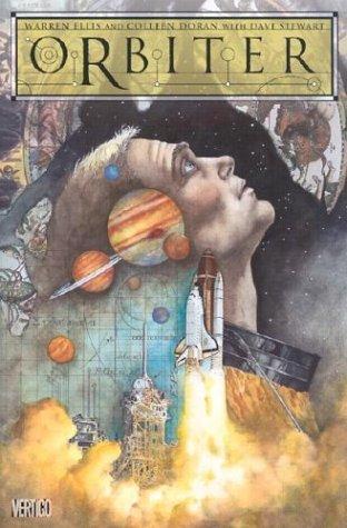 book cover of Orbiter