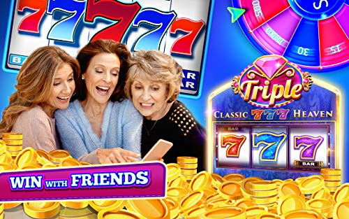 Amazon Com 777 Classic Slots Free Vegas Casino Games Play The Best 777 Classic Slot Machines Directly From Vegas Modern Triple Seven Fun With Old Las Vegas Slots Games Big Wins And High