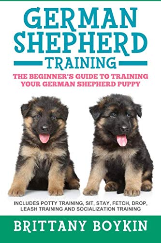 Top 10 German Shepherd Training Books For All Skill Levels in 2020