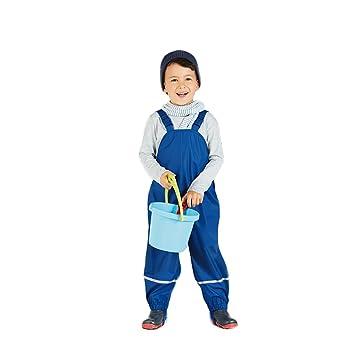 a3f8830bf24e00 Jungen und Mädchen Wasserdichte Regenhose mit Gurt Mode umweltfreundlich  Single-Layer-Outdoor-Hose