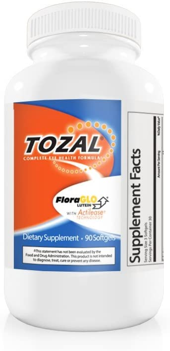 TOZAL Complete Eye Health Formula 90 ct