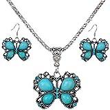 307# - 3 New Arrival Women Jewelry Pendant Choker Chunky Statement Chain Bib Necklace