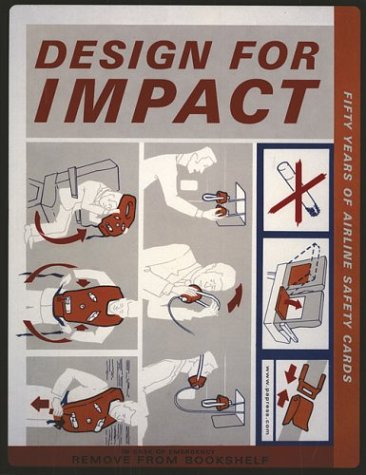 Design for Impact: Fifty Years of Airline Safety Cards