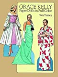 Grace Kelly Paper Dolls in Full Color, Tom Tierney, 0486251802