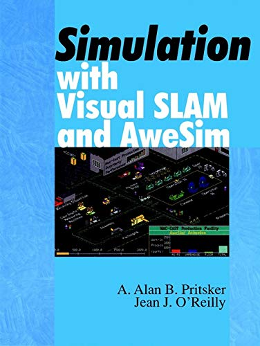 Simulation with Visual SLAM and AweSim