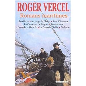 Romans maritimes par Vercel