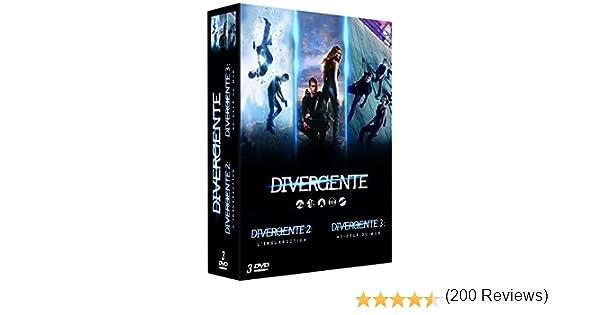 Divergente - Coffret : Cinq destins, un seul choix + Linsurrection + Au-delà du mur Francia DVD: Amazon.es: Shailene Woodley, Theo James, Naomi Watts, Daniel Dae Kim ...
