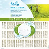 Febreze AF-FB1818 18-Inch by 18-Inch by 1-Inch High Allergen Electrostatic Air Filter
