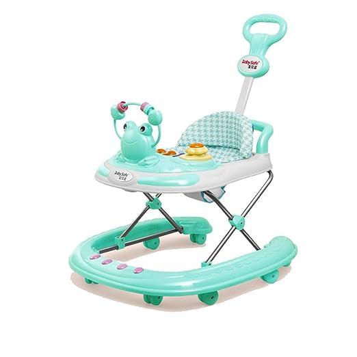 Andadores para bebés, 6-18 meses El antivuelco plegable para bebés ...