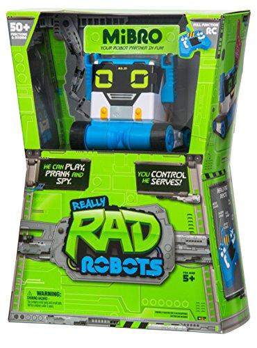 Really R.A.D Robots MiBro - Interactive Remote Control Robot JungleDealsBlog.com