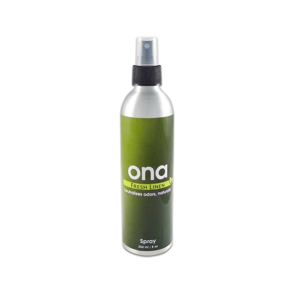 Ona Spray Fresh Linen, 8 Ounce