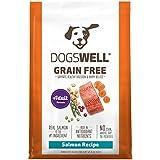 DogsWell Grain Free Salmon Adult Formula Dry Dog Food, 1Piece, 24