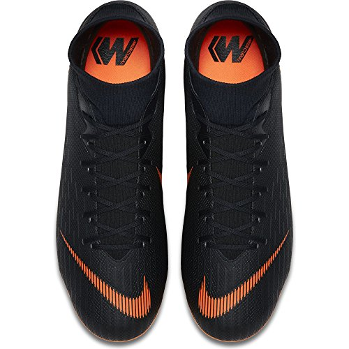 da Orange Academy Mercurial Uomo Calcio white VI Superfly Total Scarpe MG Nike Black t1adPYnxY